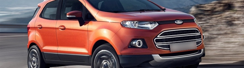 Ремонт Ford EcoSport в Самаре