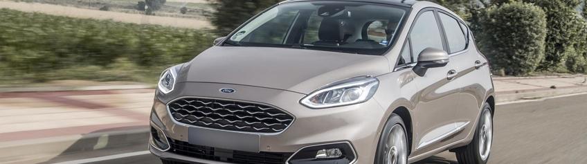 Ремонт Ford Fiesta 7 в Самаре