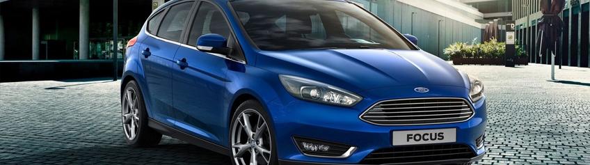 Ремонт Ford Focus 3 рестайлинг в Самаре