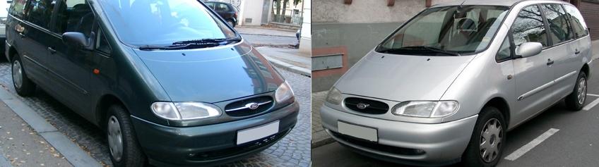 Ремонт Ford Galaxy 1 в Самаре
