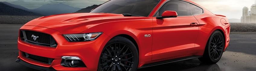 Ремонт Ford Mustang 6 в Самаре