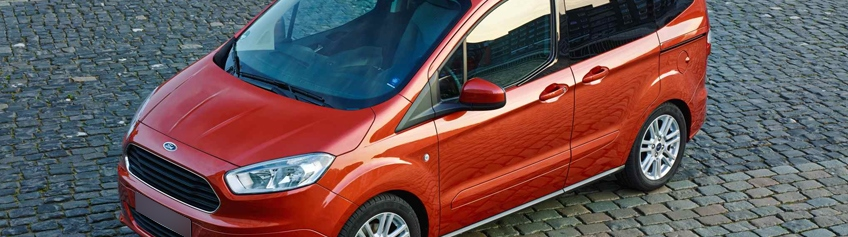 Ремонт Ford Tourneo Courier в Самаре